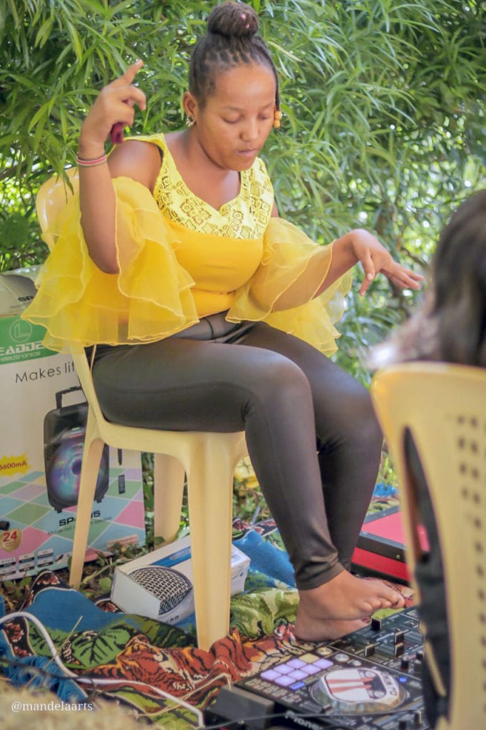 Wantjiku Waithere was diagnosed with cerebral palsy when she was six months old