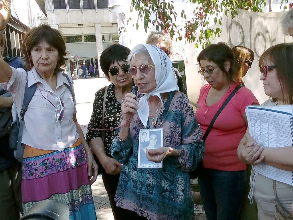 Abuelas de Plaza de Mayo has helped find more than 130 missing children in Argentina.