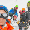 Kami Rita summits Mount Everest for a record 25th time with his team of Sherpas.