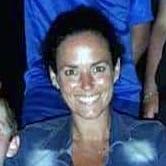 Portrait of Deborah Kahan is Rocco's mother.