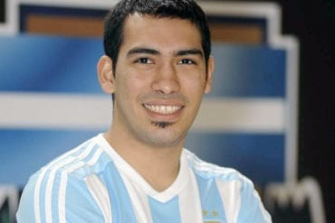 Gonzalo Abdala is a professional futsal player.